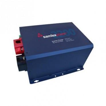 INVERSOR/CARGADOR. 2200VA ONDA PURA ENT:12VCD SAL:120VCA 50/60 Hz (Producto bajo Pedido)