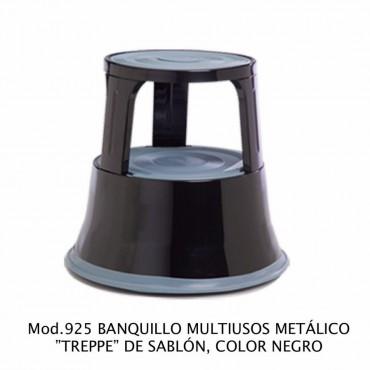 BANCO MULTIUSOS ACERO, SABLÓN