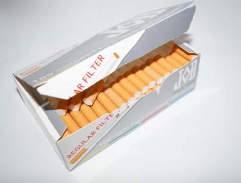 Filtros para cigarros utilizado en la Máquina para hacer cigarros