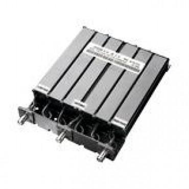 Duplexer UHF de 6 Cavidades para 470-490 MHz
