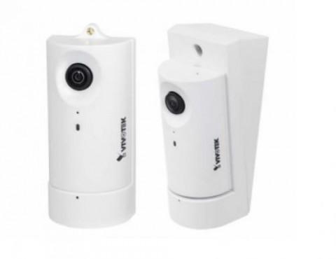 cámara compacta cubo diseñado especialmente para la vigilancia en interiores