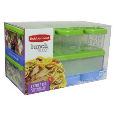 Kit para almuerzo Rubbermaid