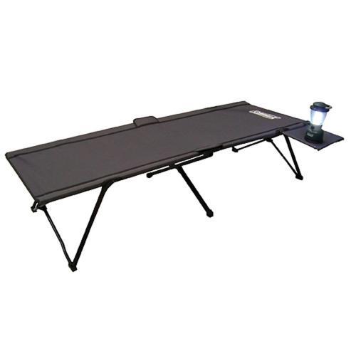 COT PACKAWAY TWIN W/ SIDE TABLE