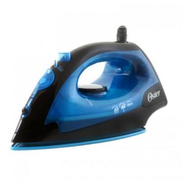 Plancha De Vapor Oster Antiadh Azul y negro