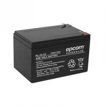 Batería con Tecnología AGM/VRLA, 12 Vcd, 12Ah