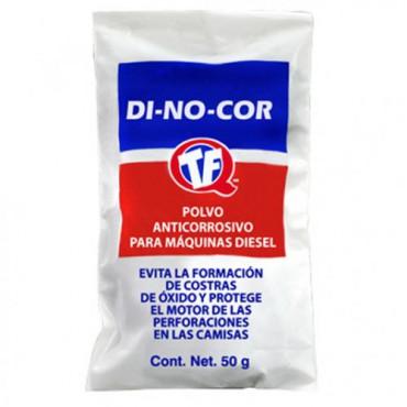 Polvo anticorrosivo para máquinas diesel