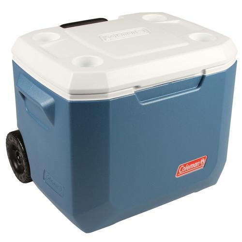Hielera 50Qt Extreme c ruedas azul 2013