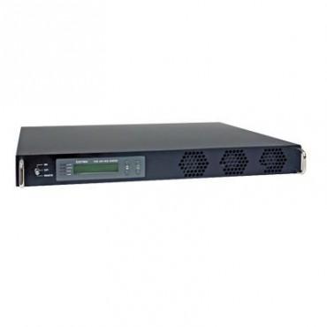 Inversor de corriente Onda Pura Montaje en rack 1000W, Ent:24 Vcd, Sal:97-123 Vca, 47-63 Hz (Bajo Pedido)