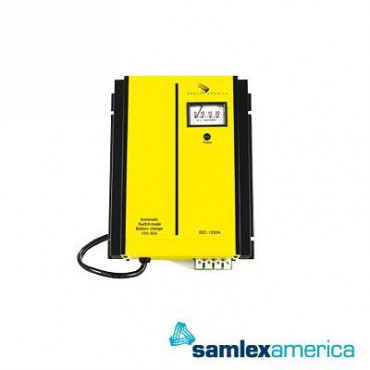 Cargador de Baterías Industriales de 24 Vcd a 15 A Continuos