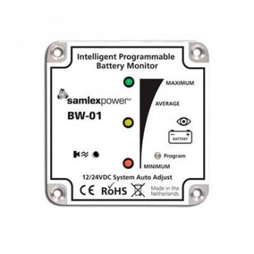 Monitor de Baterias 12/24V (Bajo pedido)