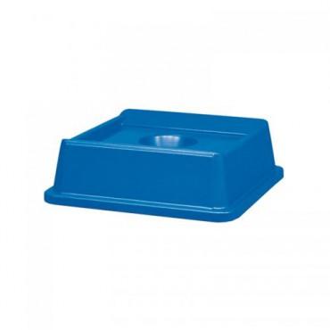 Tapa Untouchable® para reciclaje de botellas y latas para contenedor FG395806,FG