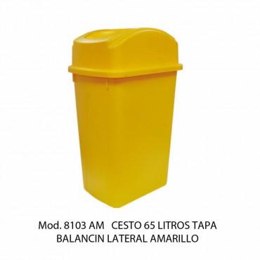 CESTO CON BALANCIN LATERAL, SABLÓN