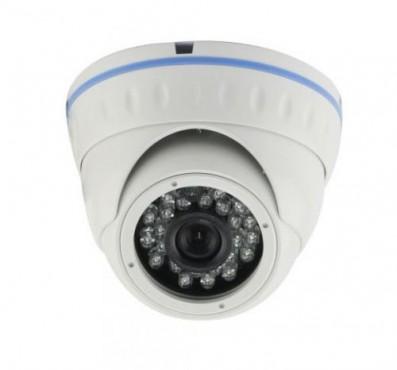 Cámara domo HD - CVI con resolución de 720p