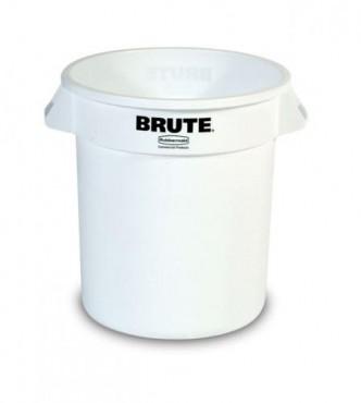 Contenedor para basura de plástico BRUTE de 208 L sin tapa