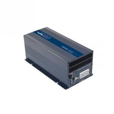 Inversor de Onda Sinusoidal Pura 3000 W, Entrada de 12 Vcd y Salida de 120 Vca 50/60 Hz seleccionable por switch (Bajo pedido)