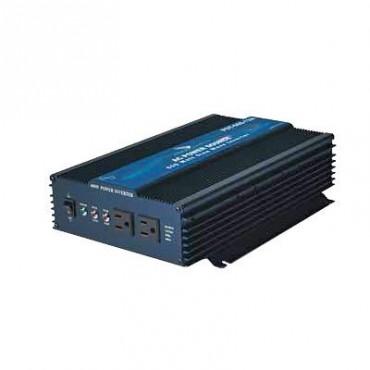 Inversor de Corriente (CD-CA) 600W Onda Sinusoidal Pura, Ent:12VCD, Sal: 120VCA