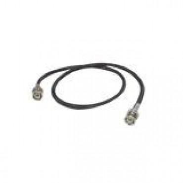 Cable RG59 Malla Alum. 75 OHMS con BNC a BNC 30CM