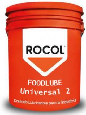 FOODLUBE UNIVERSAL 2 GRASA MULTIPROPOSITO DE GRADO ALIMENTICIO , ROCOL