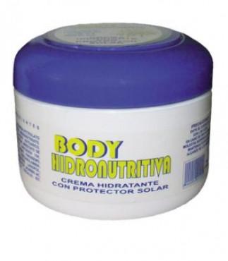 Crema Hidronutritiva con Protección Solar