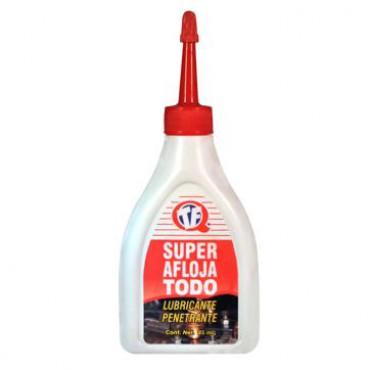 Súper Aflojatodo 85 ml,rápida para aflojar la oxidación, grasa y mugre
