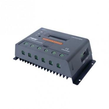 Controlador Solar de Carga y descarga