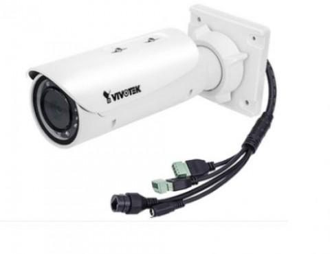 cámara de red al aire libre de la bala flamante profesional H.265