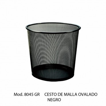 CESTO DE MALLA OVALADO