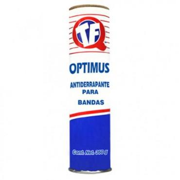 Antiderrapante para bandas Optimus 360 g, Evita pérdida de potencia