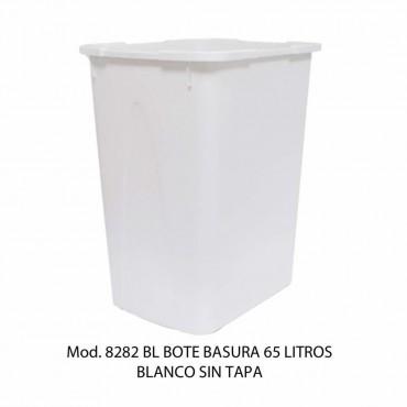 BOTE DE BASURA GRANDE SIN TAPA, SABLÓN