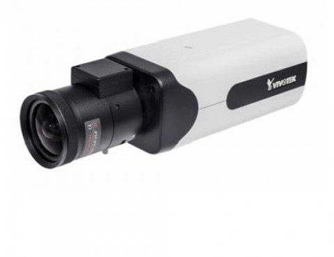 Cámara IP box, 2 MP, WDR Pro, SNV, P-Iris, 60 fps, enfoque auto