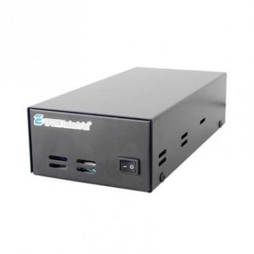 Fuente Industrial de 12 Vcd Conmutada. Corriente max. 12 Amps. (Sobre pedido)