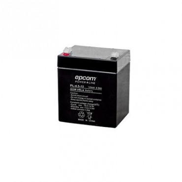 Batería con Tecnología AGM/VRLA, 4.5 Ah