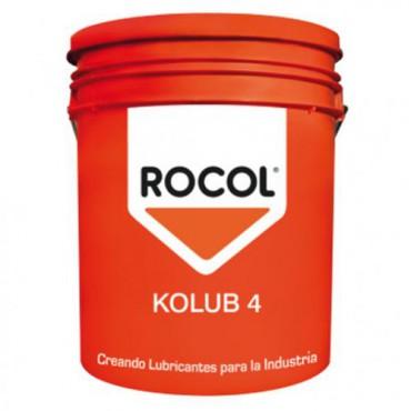 KOLUB No.4 GRASA PARA ALTO DESEMPEÑO, ROCOL
