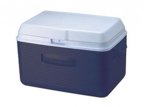 Hielera Rubbermaid 48 QT / 45 L para mantener frías las bebidas
