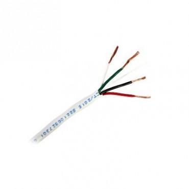 Cable de Calibre 18, 4 Conductores