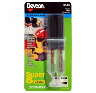 Super Adhesivo 5 Minutos Líquido