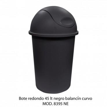 BOTE DE BASURA CON BALANCÍN REDONDO, SABLON