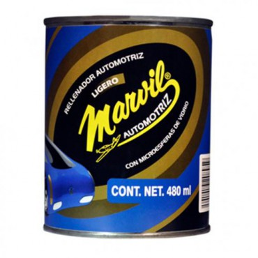 MARVIL - RELLENADOR LIGERO /480ML
