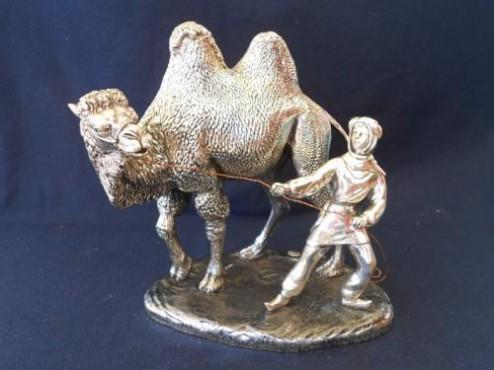 Camello EN ARTESANIAS EN PLATA