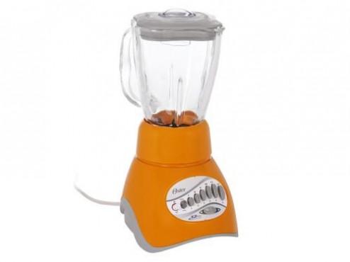 Licuadora Core Naranja 10V, Plástico