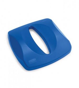 Tapa Untouchable® para reciclaje de papel para contenedor, FG359000