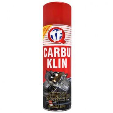 Carbuklin, Limpiador de Carburadores, excelente limpiador y removedor