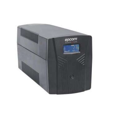 UPS de 1200VA/720W Con Display LCD y Regulador