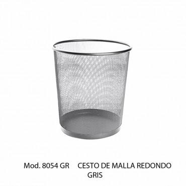 CESTO DE MALLA REDONDO