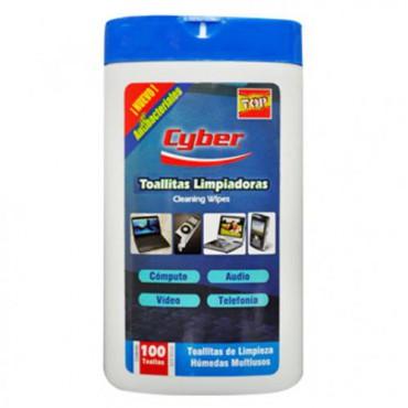 Toallitas Limpiadoras Para Pantallas  LCD