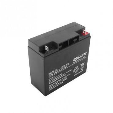 Batería con Tecnología AGM / VRLA, 18 Ah