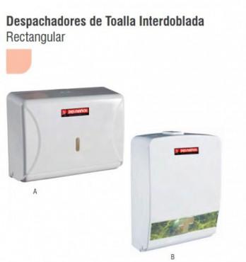 DESPACHADORES DE TOALLA INTERDOBLADA A, PELDAÑOS