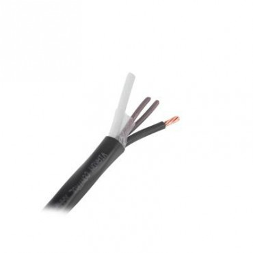 Cable de Cobre Multiconductor, XHHW-2, XLPE+PVC, 600 V, 90ºC, 2X10 AWG con protección UV especial para instalaciones al intemperie y canalizadas