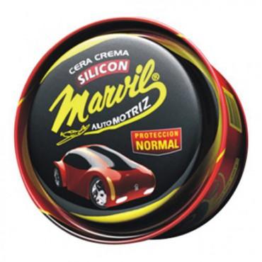 MARVIL - CERA CREMA CON SILICÓN / 340G