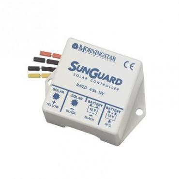 Controlador Solar de Carga 12V 4.5 A
